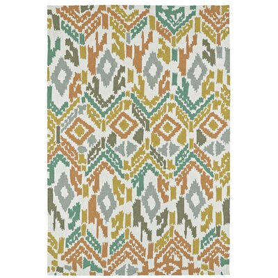 Michele Handmade Indoor / Outdoor Area Rug Rug Size: 10 x 14