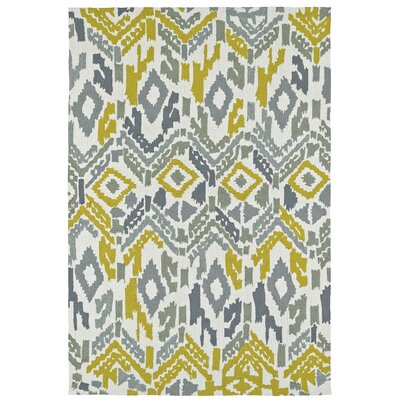 Michele Handmade Indoor / Outdoor Area Rug Rug Size: 4 x 6