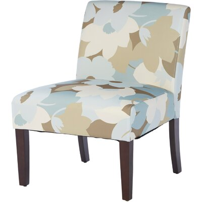 Margaret Patterned Slipper Chair Upholstery: Floral