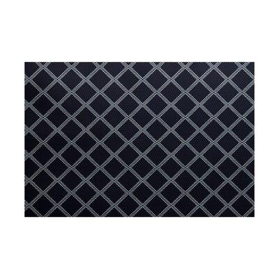 Blue Indoor/Outdoor Area Rug Rug Size: 2 x 3