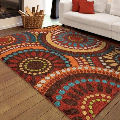 Cathrine Area Rug Rug Size: 65 x 98