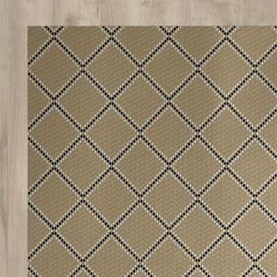Bernadette Beige Indoor/Outdoor Area Rug Rug Size: 3 x 5