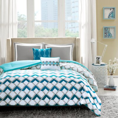 Julius Comforter Set Size: Full / Queen