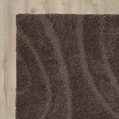 Esperanza Brown Area Rug Rug Size: Square 6'7