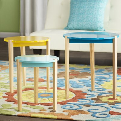 Keane 3 Piece Nesting Tables