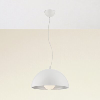 Kennedy 1-Light Bowl Pendant
