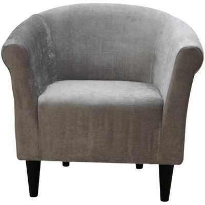 Liam Barrel Chair Upholstery: Brilliance Breeze