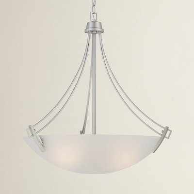 Simpson 4-Light Inverted Pendant