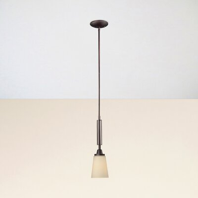 Simpson 1-Light Pendant Finish: Espresso