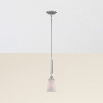 Simpson 1-Light Glass Mini Pendant