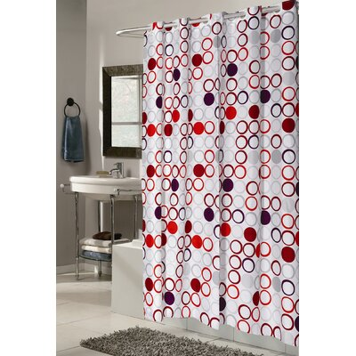 Netherton Shower Curtain Size: Extra Wide