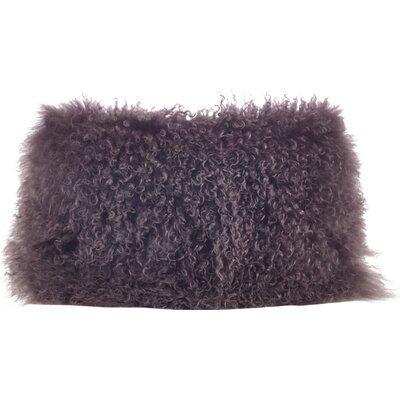 Becky Lumbar Pillow Color: Grey