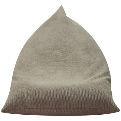 Large Bean Bag Chair Upholstery: Buckwheat