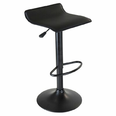 Avery Adjustable Height Swivel Bar Stool
