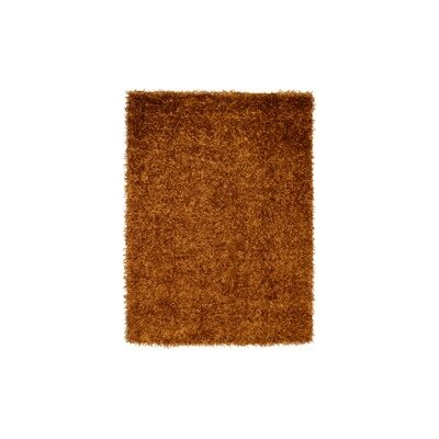 Celine Dark Brown Area Rug Rug Size: 2 x 3