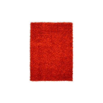 Marley Red Area Rug Rug Size: 2 x 3