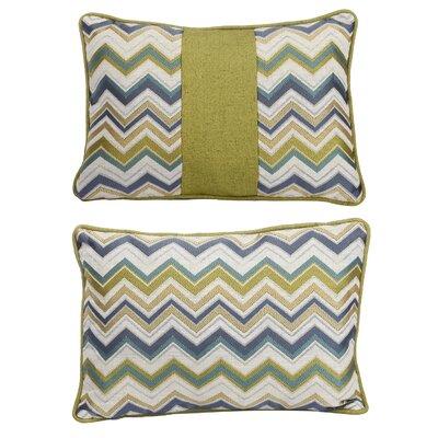 Tania Jacquard Woven Lumbar Pillow