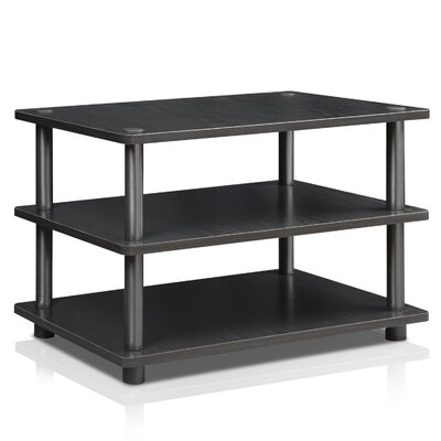 Colleen TV Stand Finish: Black
