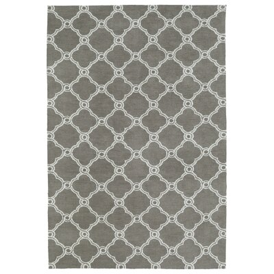 Olive Taupe Area Rug Rug Size: 2 x 3