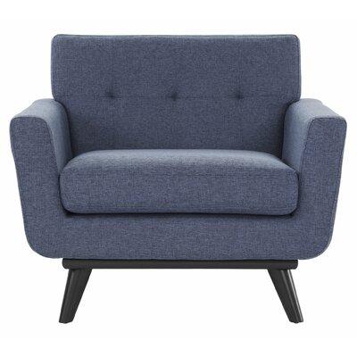 Amber Linen Armchair