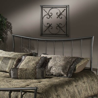 Ramsey Slat Headboard Size: King