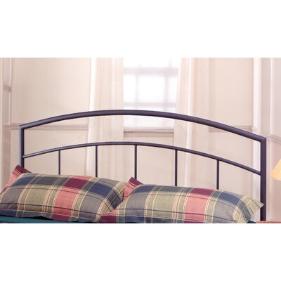 Raven Slat Headboard Size: King