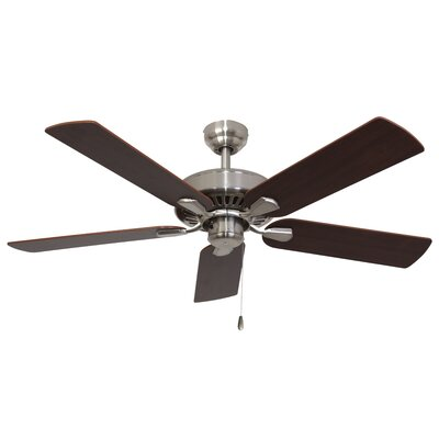 52 Crawley 5-Blade Indoor Ceiling Fan
