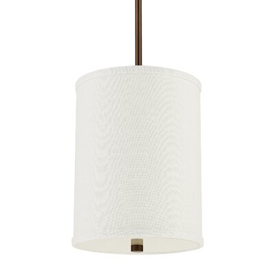 Connersville 2-Light Mini Pendant Finish: Burnished Bronze