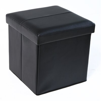 Fischer Folding Storage Ottoman