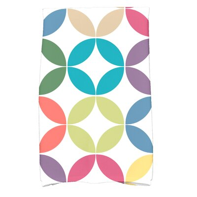 Eye Opener Hand Towel Color: Turquoise