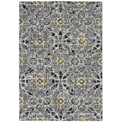 Samatha Storm Area Rug Rug Size: Rectangle 5 x 8