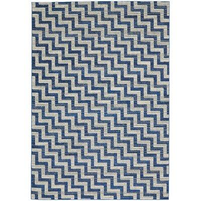 Shane Ocean Area Rug Rug Size: 10 x 132