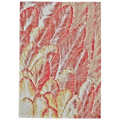 Elderton Area Rug Rug Size: 8 x 11