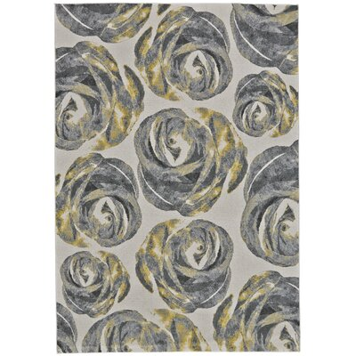 Harvey Graphite Area Rug Rug Size: Rectangle 8 x 11