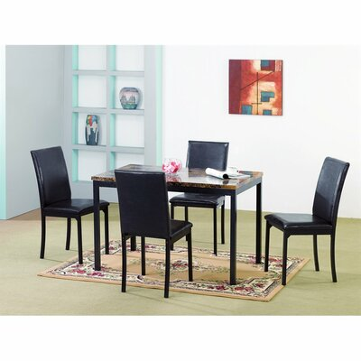Alastair 5 Piece Dining Set