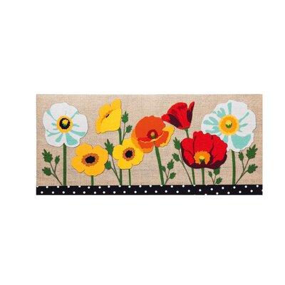Jordyn Poppies Sassafras Doormat