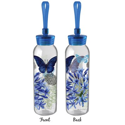 Zachary Floral Study 18 oz. Water Bottle ZIPC4486 32744845