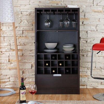 Shiloh 18 Bottle Wine Bar