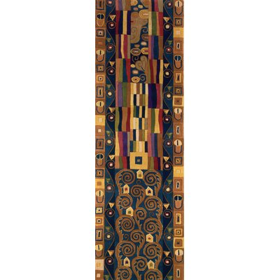 Zed Hand-Tufted Area Rug Rug Size: Runner 26 x 12