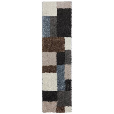 Francisca Multi Franklin Woven Area Rug Rug Size: 34 x 56