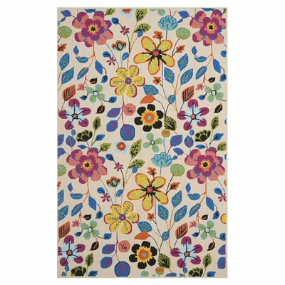 Stacy Outdoor Area Rug Rug Size: 36 x 56