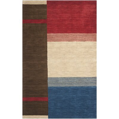 Sherri Area Rug Rug Size: Rectangle 5 x 8