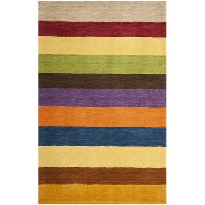 Sherri Area Rug Rug Size: 5 x 8