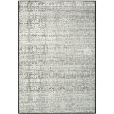 Bernice Charcoal/Multi Rug Rug Size: 27 x 4