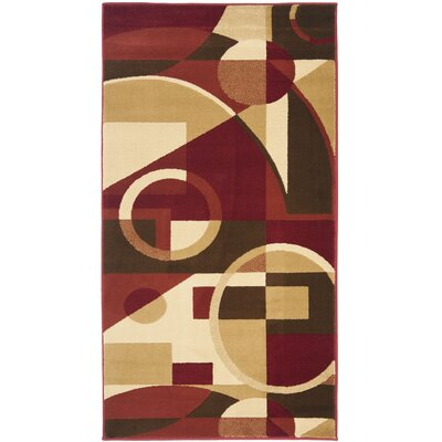 Charis Woven Area Rug Rug Size: Rectangle 27 x 5