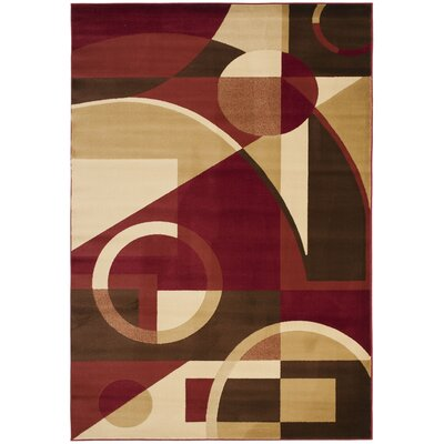 Charis Woven Area Rug Rug Size: 67 x 96