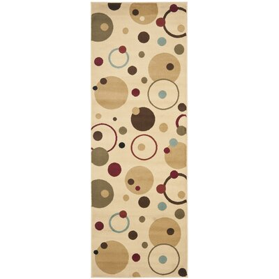Nanette Area Rug Rug Size: Rectangle 27 x 5