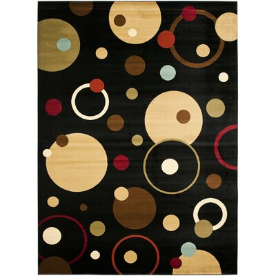 Charis Geometric Area Rug Rug Size: Rectangle 4 x 57