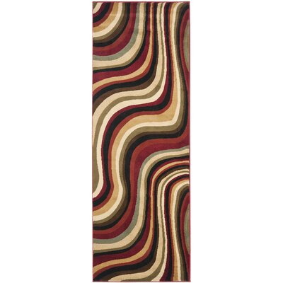 Charis Contemporary Area Rug Rug Size: Runner 24 x 67