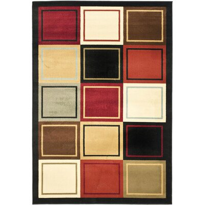 Nanette Area Rug Rug Size: Rectangle 53 x 77